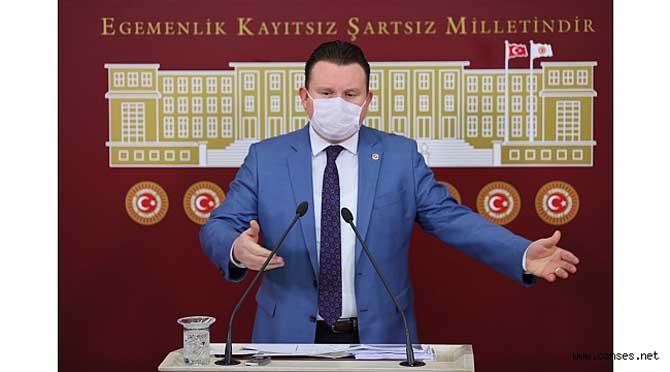 MHP'li Bülbül'den TÜVASAŞ'a övgü