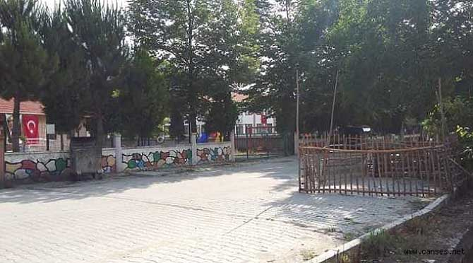 Okulun yanındaki hayvan pazarına tepki