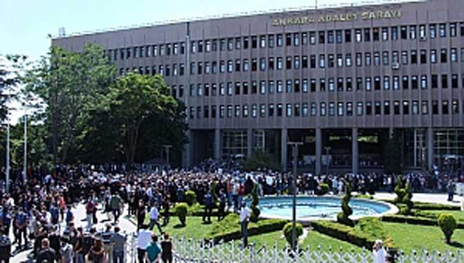 Sakarya Barosu Ankara'da da savunmayı savundu