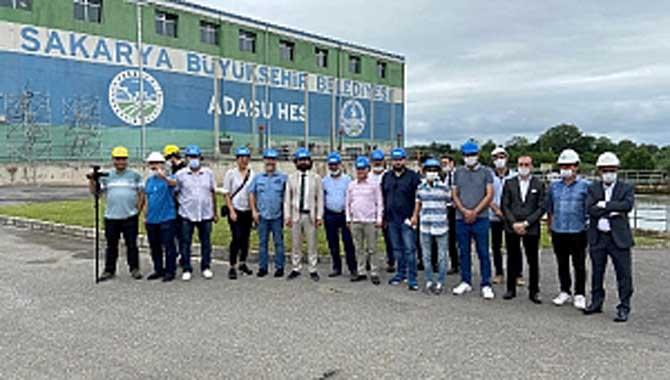 Yabancı basın mensupları Sakarya'yı gezdi
