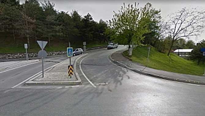 Maltepe Caddesi'nin son kat asfaltı atılıyor