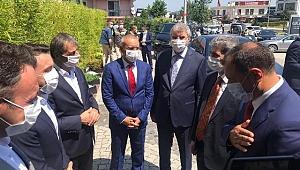 Serdivan'da Tüm İşletmelere Korona Denetimi