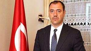 """Vali Çetin Oktay Kaldırım'ın """"30 Ağustos Zafer Bayramı Mesajı"""""""