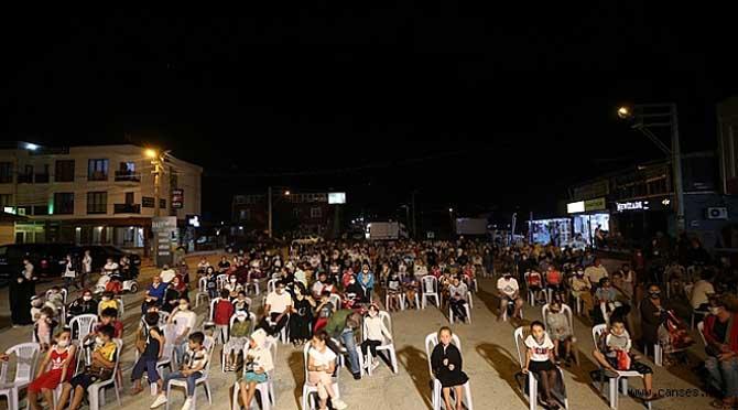 Yaz etkinlikleri Kocaali'de 3 programla devam etti