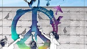 Başkan Keleş'ten 1 Eylül Dünya Barış Günü mesajı