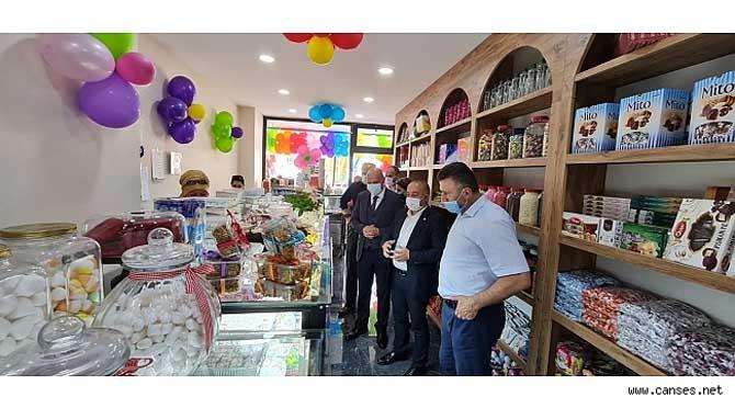 Başkan Özen, Acar Şekerleme'nin Açılışını Yaptı