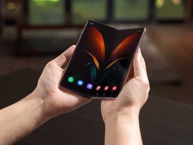 Galaxy Z Fold2 ön siparişleri, Galaxy Buds Live hediye fırsatıyla!