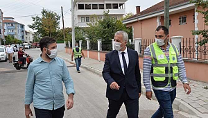 HENDEK'İN HER MAHALLESİ HİZMETE DOYACAK
