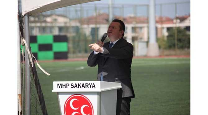 MHP'li Bülbül hafta sonu Kocaeli ve Sakarya'da