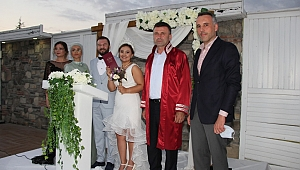 Mihriban & Hakan Kale çifti hayallerine kavuştu
