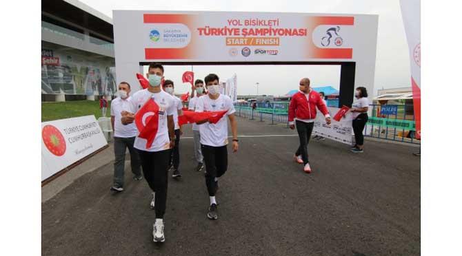 Sakarya'da Avrupa Spor Haftası Etkinlikleri Başladı
