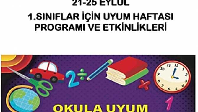 Sakarya MEM'den Okula Uyum Haftası Etkinlikleri