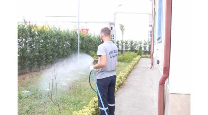 Serdivan'daki Okullar Yüz Yüze Eğitime Hazır