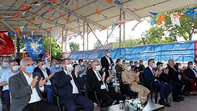 """""""Söğütlü'nün istihdam kapasitesini arttıracak yatırımlar yapıyoruz"""""""
