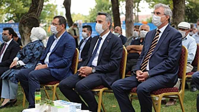 """""""Tarıma Dayalı İhtisas OSB için çalışmalar sürüyor"""""""