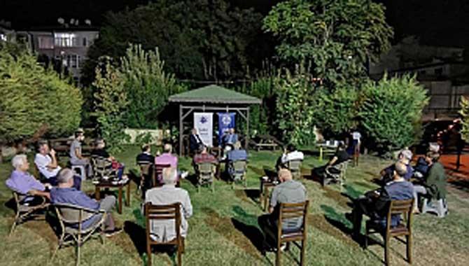 TYB Sakarya'nın Kemal Öztürk Söyleşisine Büyük İlgi