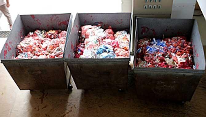 1 milyon kilogramı aşkın tıbbı atık bertaraf edildi