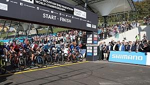 2020 Dünya Dağ Bisikleti Maraton Şampiyonası başladı