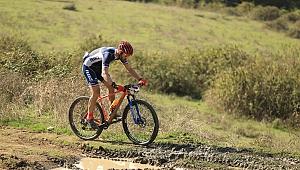 2020 Dünya Dağ Bisikleti Maraton Şampiyonasından kareler