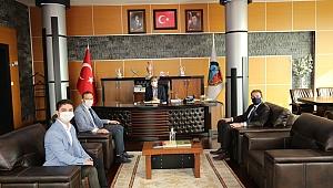 AK Parti Serdivan'dan Alemdar'a Ziyaret