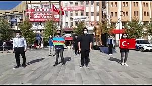 ''AZERBAYCAN'I SAVUNMAK TÜRKİYE'Yİ SAVUNMAKTIR!''
