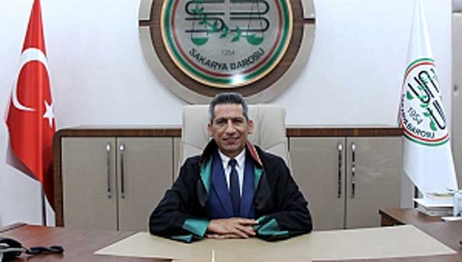 Baro Başkanı Burak'ın Cumhuriyet Bayramı mesajı
