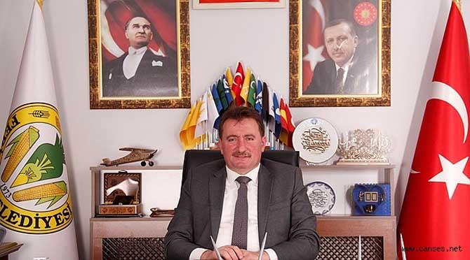 "BAŞKAN GÜNDOĞDU'DAN ""29 EKİM CUMHURİYET BAYRAMI"" MESAJI"