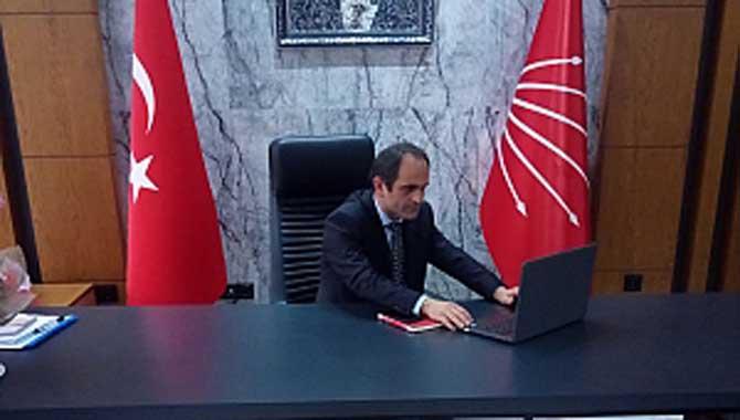 CHP Sakarya İl Başkanı Ecevit Keleş,