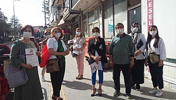 CHP Sakarya Kadın Kolları Taraklı'da