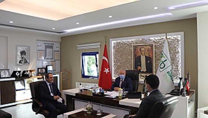 Cumhuriyet Halk Partisi (CHP)'den Borsaya ziyaret