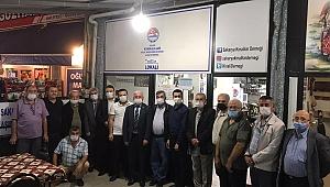 Demokrat Parti Sakarya il teşkilatının ziyaretleri sürüyor