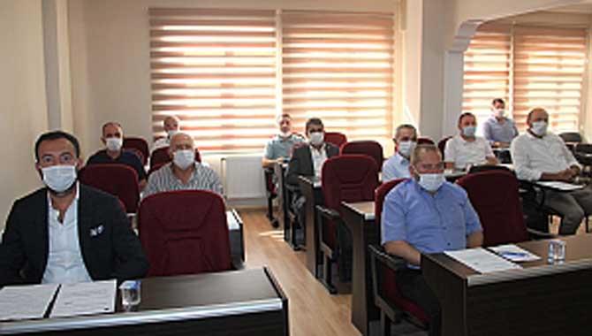 Ferizli Belediyesi Ekim Ayı Meclis Toplantısı Gerçekleşti