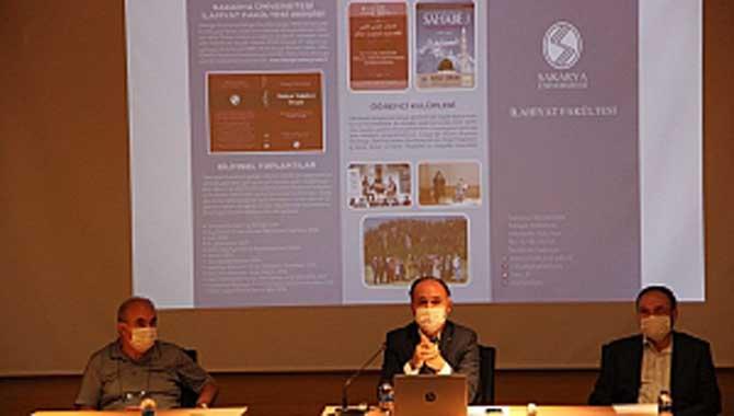 İlahiyat Fakültesi Akademik Kurul Toplantısı Gerçekleştirildi