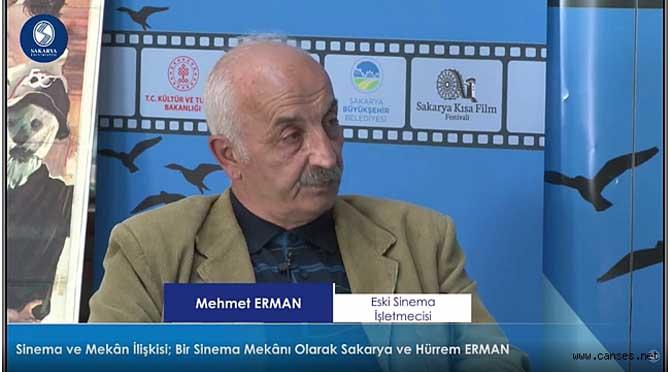 """Mehmet Erman: """"Sinemada Ya Ağlatacaksınız Ya Güldüreceksiniz"""""""