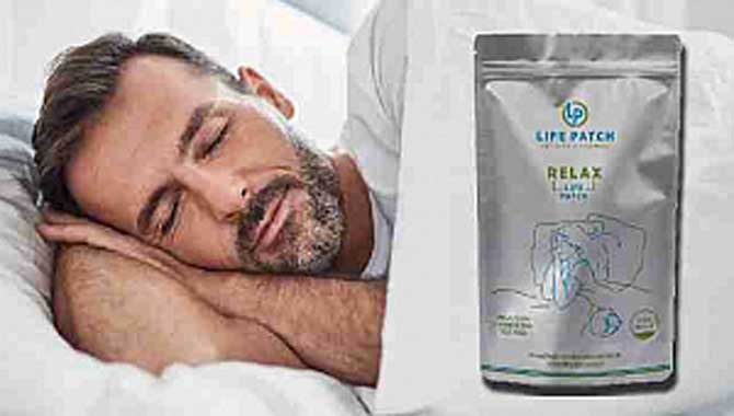 RELAX LIFE PATCH MELATONİN