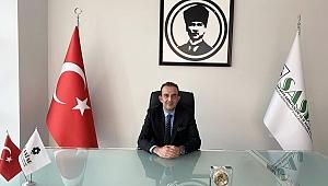 SASİAD Başkanı Karayaka 29 Ekim'i kutladı.