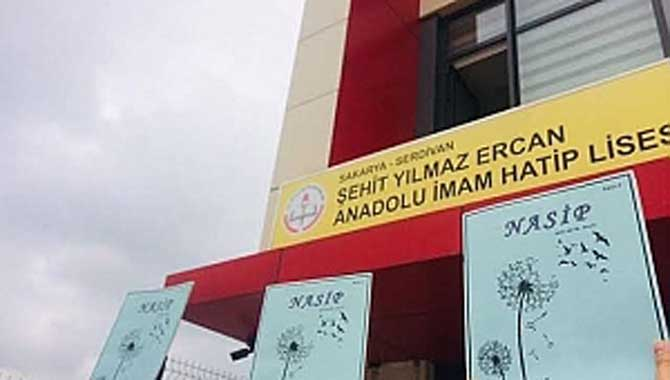 Şehit Yılmaz Ercan AİHL, Kur'an-ı Kerim Tilavet Yarışması düzenledi.