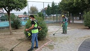 Serdivan'da Parklar Yenileniyor