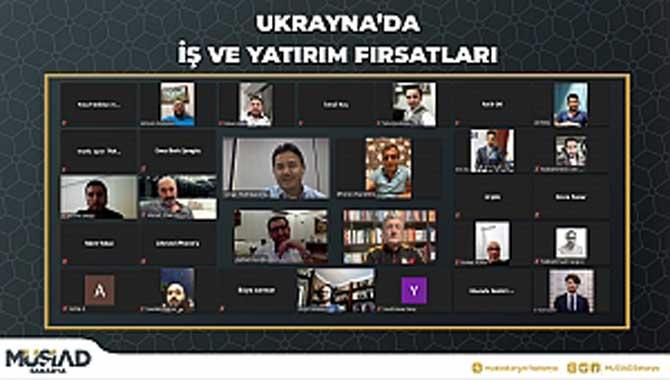UKRAYNA'DA İŞ VE YATIRIM FIRSATLARI