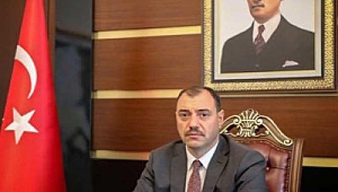 Vali Çetin Oktay KALDIRIM'IN 29 Ekim Cumhuriyet Bayramı Kutlama Mesajı