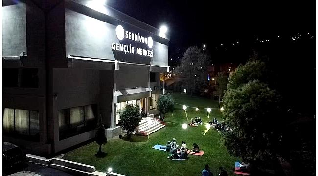 Yabancı Öğrenciler İçin Moral Gecesi