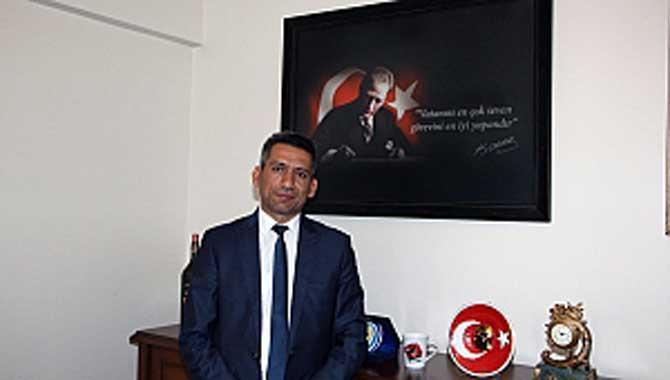 Baro Başkanı Burak'ın 10 Kasım mesajı
