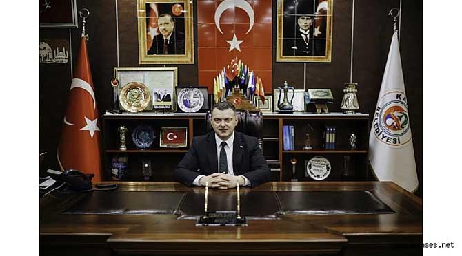 """""""Başkan İshak Sarı'dan 24 Kasım Öğretmenler Günü Mesajı"""""""
