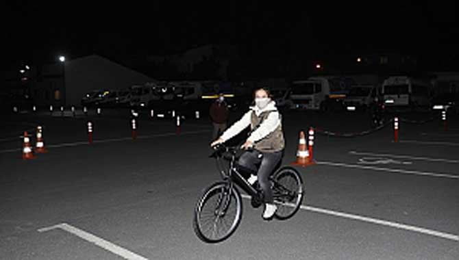 """""""Bisiklet farkındalığı şehrimizin tamamına yayılacak"""""""