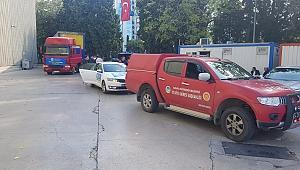 Destek tırı İzmir'e ulaştı