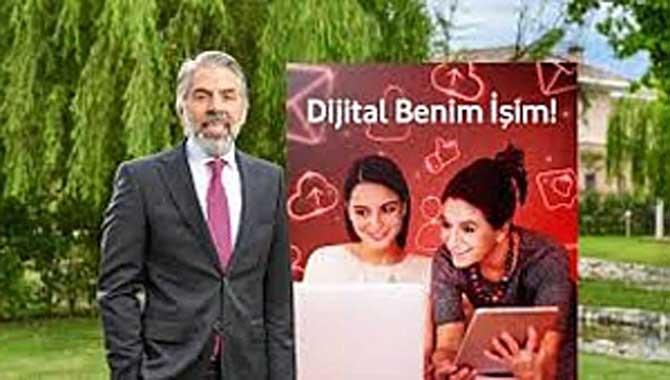 """""""DİJİTAL BENİM İŞİM"""" PROJESİNDE 140 EĞİTİCİ GÖREV YAPACAK"""
