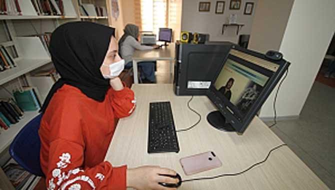 EBA Destek Noktalarından 8 bin 278 Öğrencimiz Faydalandı