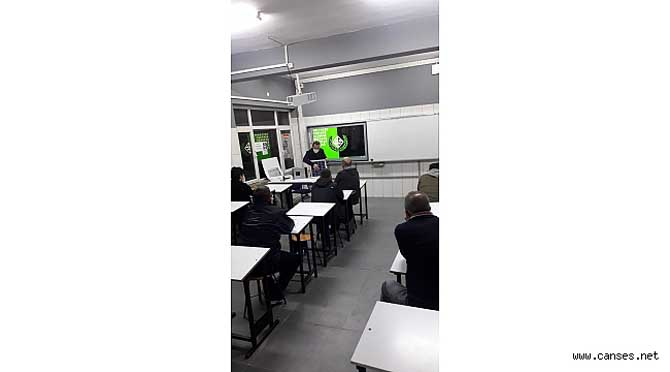 Enerji eğitimi devam ediyor