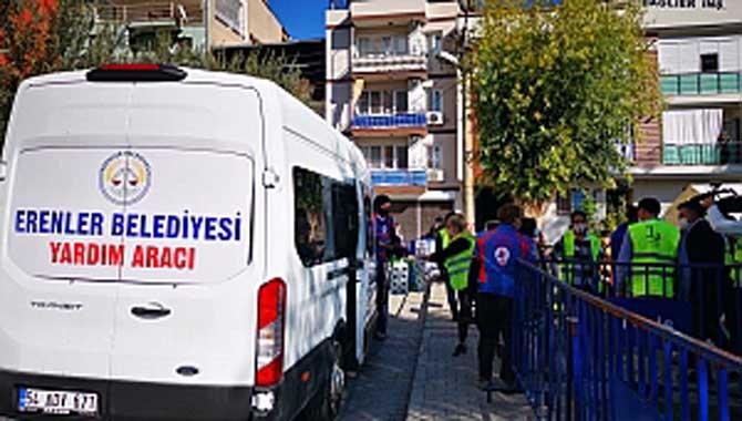 ERENLER BELEDİYESİ İZMİR'DE