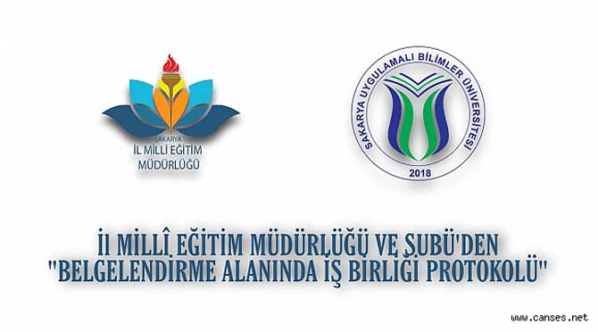 İl Millî Eğitim Müdürlüğü ve SUBÜ'den Eğitimde İş Birliği
